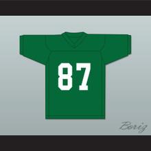 Mark Patton Bill James 87 Marshall University Green Football Jersey We Are Marshall