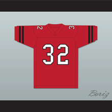 Jeremy Piven Spike 32 Park High School Pirates Football Jersey Lucas