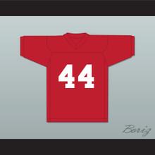 Riley Smith Matt Sabo 44 Red Practice Football Jersey Full Ride