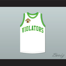 Kay Gee 2 Violators Basketball Jersey 5th Annual Rock N' Jock B-Ball Jam 1995