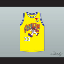 Jonathan Taylor Thomas 33 Violators Basketball Jersey 7th Annual Rock N' Jock B-Ball Jam 1997