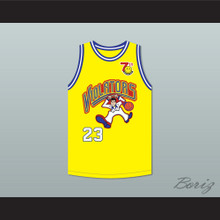 Brian McKnight 23 Violators Basketball Jersey 7th Annual Rock N' Jock B-Ball Jam 1997