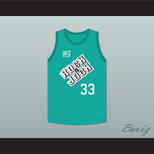 Kareem Abdul-Jabbar 33 Violators Basketball Jersey 3rd Annual Rock N' Jock B-Ball Jam 1993