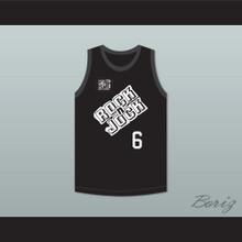Steve Gorman 6 Bricklayers Basketball Jersey 3rd Annual Rock N' Jock B-Ball Jam 1993