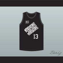 Mark Jackson 13 Bricklayers Basketball Jersey 3rd Annual Rock N' Jock B-Ball Jam 1993