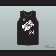 Jim Jackson 24 Bricklayers Basketball Jersey 3rd Annual Rock N' Jock B-Ball Jam 1993