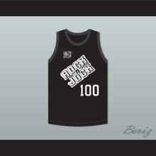Stephen Baldwin 100 Bricklayers Basketball Jersey 3rd Annual Rock N' Jock B-Ball Jam 1993