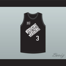 Clifford Robinson 3 Bricklayers Basketball Jersey 3rd Annual Rock N' Jock B-Ball Jam 1993
