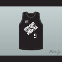 Jon Stewart 9 Bricklayers Basketball Jersey 3rd Annual Rock N' Jock B-Ball Jam 1993