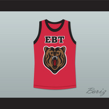 Michael Jordan 23 Emma B Trask Middle School Bears Basketball Jersey Stitch Sewn