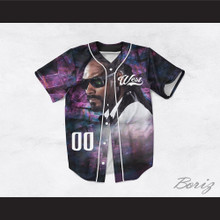 Snoop Dogg 00 Westside Big Money Dreams Design Baseball Jersey