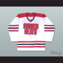 Jean-Claude Van Damme 1 Sudden Death Hockey Jersey