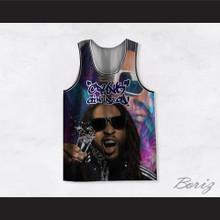 Lil Jon 02 Crunk Ain't Dead Shots Basketball Jersey