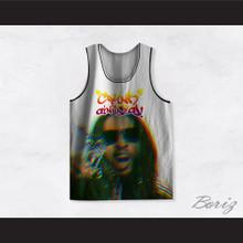 Lil Jon 02 Crunk Ain't Dead Lit AF Basketball Jersey