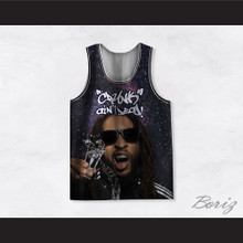 Lil Jon 02 Crunk Ain't Dead Wild Night Basketball Jersey