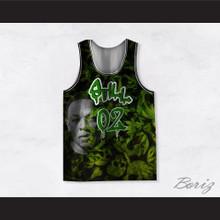 Dr Dre 02 Still Dre Cannabis Green Basketball Jersey