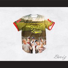 Alan 'Yeah-Yeah' McClennan 11 The Sandlot Legends Baseball Jersey