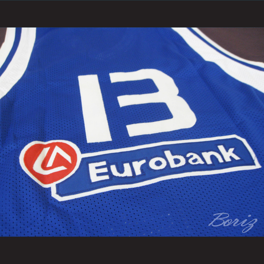 7b19906d0 Dimitris Diamantidis Greece Basketball Jersey