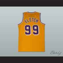 Chevy Chase Irwin 'Fletch' Fletcher 99 Basketball Jersey