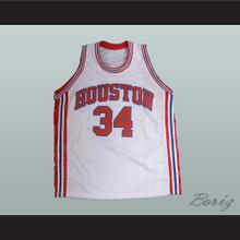 Houston's Akeem The Dream Olajawon Basketball Jersey Any Player