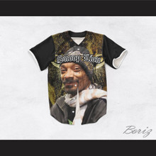 Snoop Lion 33 Lion Baseball Jersey