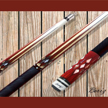 Boriz Billiards Pool Cue Stick Classic Style 009