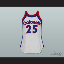 Kentucky 1974-76 Home Old School Basketball Jersey Any Player