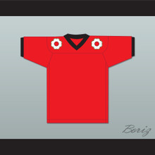 The Shogun of Harlem 85 Red Football Jersey