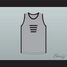 Johnny Yu 85 Grey Jersey