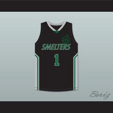 Ralph 1 Mt Vernon Junior High School Smelters Basketball Jersey Rebound