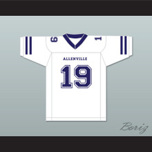 Captain Knauer 19 Allenville Guards Football Jersey The Longest Yard
