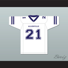 Papajohn 21 Allenville Guards Football Jersey The Longest Yard