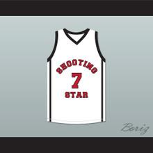 Dru Joyce 7 Ohio Shooting Stars AAU White Basketball Jersey More Than A Game
