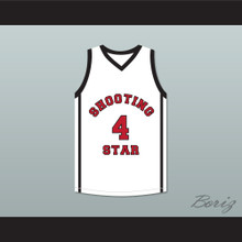 Willie McGee 4 Ohio Shooting Stars AAU White Basketball Jersey More Than A Game
