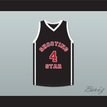 Willie McGee 4 Ohio Shooting Stars AAU Black Basketball Jersey More Than A Game