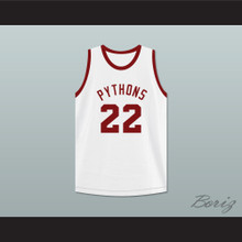 Jamal Malik Truth 22 Pittsburgh Pythons Basketball Jersey The Fish That Saved Pittsburgh