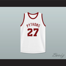 Set Shot 27 Pittsburgh Pythons Basketball Jersey The Fish That Saved Pittsburgh