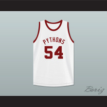 Kenny Rae 54 Pittsburgh Pythons Basketball Jersey The Fish That Saved Pittsburgh