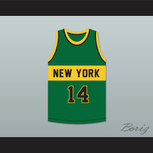 Butch Beard 14 New York Basketball Jersey The Fish That Saved Pittsburgh