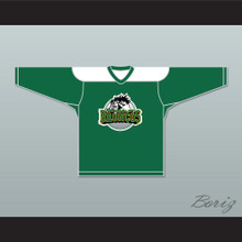 Humboldt Broncos 18 Green Hockey Jersey