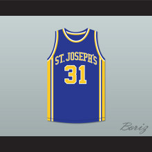 Buddy Wilson 31 St Joseph's Basketball Jersey The Air Up There