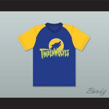 Randy 1 Fernfield Timberwolves Baseball Jersey