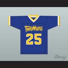 Goose 25 Fernfield Timberwolves Football Jersey