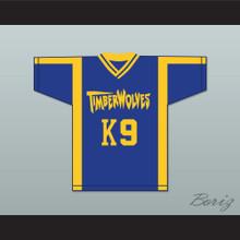 Air Bud K9 Fernfield Timberwolves Soccer Jersey