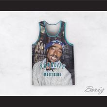 2Pac Shakur 99 Thug Life Westside Basketball Jersey Design 4