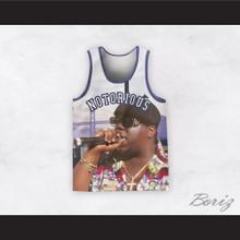 Notorious B.I.G. 21 Basketball Jersey Design 3