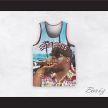 Notorious B.I.G. 21 Basketball Jersey Design 4