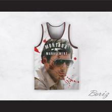 Montana Management Scarface 11 Basketball Jersey Design 5
