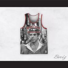 Montana Management Scarface 11 Basketball Jersey Design 7