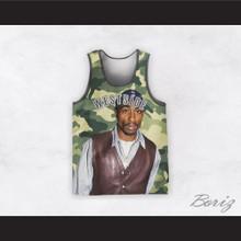 Tupac Shakur 1 Westside Camouflage Basketball Jersey Design 3